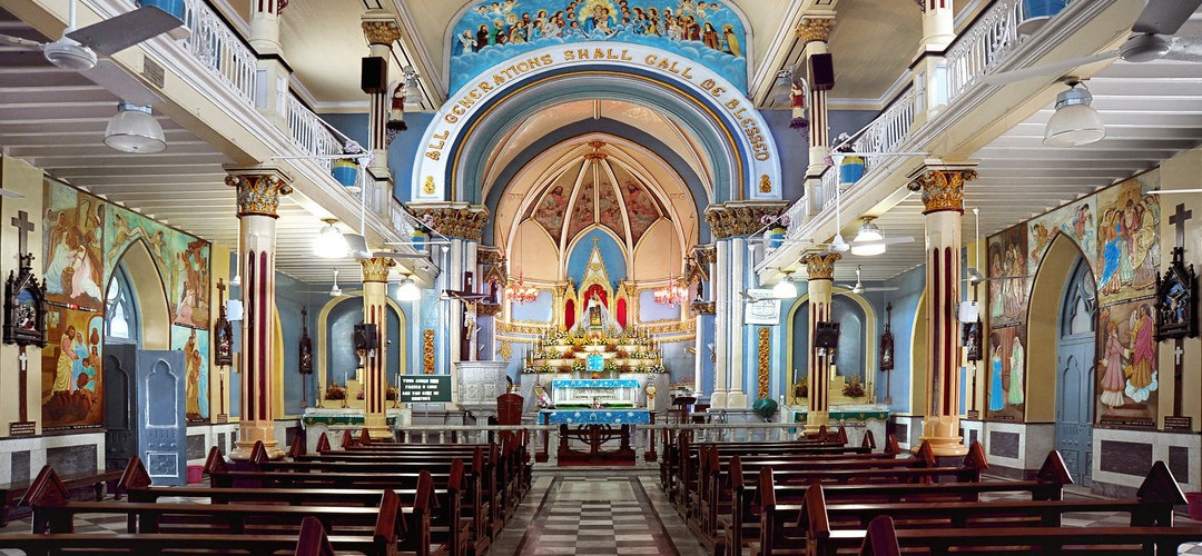Mount Mary Bandra