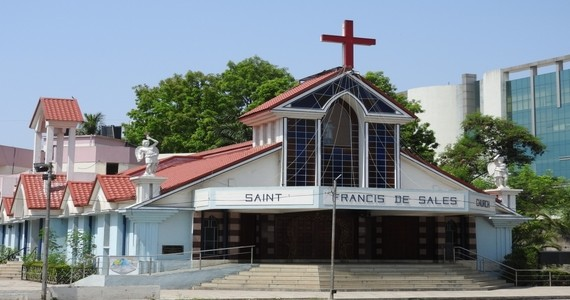 St Francis De Sales Church Shaanwadi