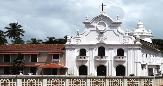 St Jeromes Church Mapusa