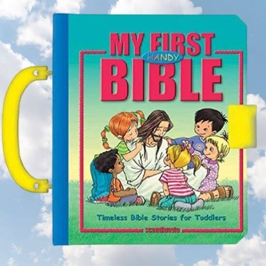 3 My First Handy Bible (HardCover)