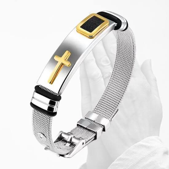 Cross Bracelet for Girls_Women