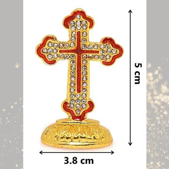 Holy Cross for Car Dashboard