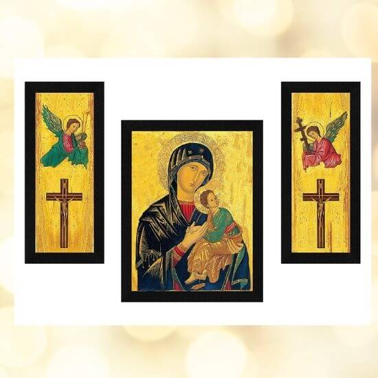Our Lady of Perpetual Succour Painting